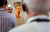 Museum Island Neues Museum Nefertiti Egyptian art Berlin Germany