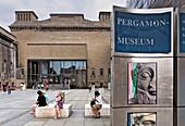 Museum Island Pergamonmuseum Berlin Germany