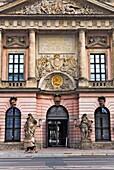 History Museum Unter den Linden Berlin Germany