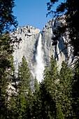 Upper Yosemite Falls at Yosemite National Park