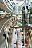Stilwerk shopping arcade, Düsseldorf, Duesseldorf, North Rhine-Westphalia, Germany, Europe