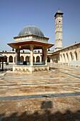 The Grand Mosque Jami al-Kair, Aleppo, Syria
