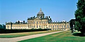 Castle Howard in North Yorkshire, England Ancestral stately home of the Howard family Film location for Brideshead Revisited