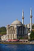 Ortakšy Mosque, Istanbul, Turkey