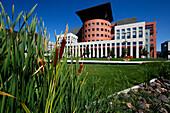 Public Library, architect Michael Graves, Denver, Colorado, USA, North America, America