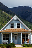 One Private home in Silverton, Colorado, USA, North America, America