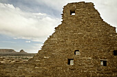 Ruins of Old Structure, Chaco Canyon National Historic Park, NM, U.S.