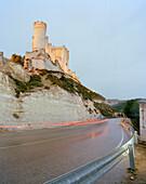 Penafiel Castle, Penafiel, Castile and Leon, Spain