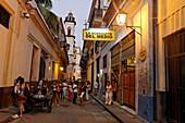 La Bodeguita del Medio, Havanna Viejo, Hemingways Bar in Havanna, Cuba, Greater Antilles, Antilles, Carribean, West Indies, Central America, North America, America