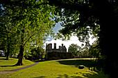 Die Ruine des Huntley Castle, Huntley, Aberdeenshire, Schottland