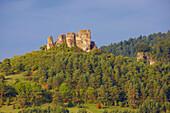 Gerolstein, Gerolsteiner Dolomitfelsen, Eifel, Rhineland-Palatinate, Germany, Europe