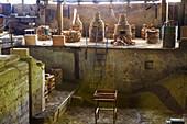 Eifeler Glockengießerei at Brockscheid, Bell foundry, Brockscheid, Eifel, Rhineland-Palatinate, Germany, Europe