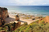Algarve, Ferien, Glücklich, Portimao, Portugal, Reisen, Spaß, Urlaub, Vergnügen, XJ9-1041031, agefotostock