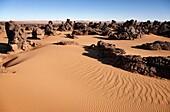 Wadi Meggedet, Ghat, Libya