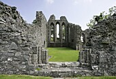 Inch Abbey, County Down, Northern Ireland