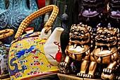 Wangfujing market, misc antiques, souvenirs