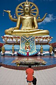 Wat Phra Yai Temple of the Big Buddha, Ko Samui, Thailand