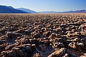 Devils golf course, Death Valley national park