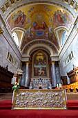 Interior of the Neo Classical Klaszicista Esztergom Basilica, Cathedral Esztergomi Bazilika, Hungary