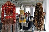 Temporary Exhibition at the Mude, Museum of Design and Fashion, (Museu Do Design E Da Moda), La Baixa Neighborhood, Lisbon City Center, Portugal