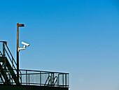 Outdoor Security Camera, Bellevue, WA