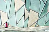 Abstract Architectural Detail, Shanghai, China