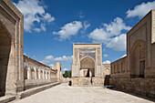 Uzbekistan, Bukhara, Chor-Bakr