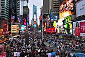 Times Square, Manhattan, New York City, USA