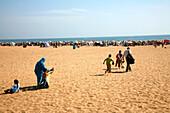 Africa, Maghreb, North africa,Morocco, Agadir, the beach