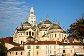 France, Aquitaine, Dordogne, Périgord, Périgueux, Saint Front cathedral (Unesco world heritage)