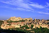 France, Provence, Bouches du Rhône, Les Baux de Provence, general view