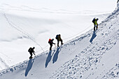 Alps, Mont Blanc, mountaineering