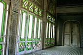 Morocco, Fez, el Mokri palace, indoors