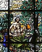 Autriche, Vienne, Adam and  Eve