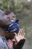 Congo, Brazzaville, Prayer