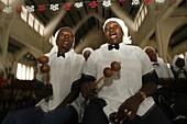 Congo, Brazzaville, Evangelical church