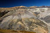 Chile, Atacama district, Potretillos, general view