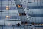 IAC Building, architekt Frank Gehry, Chelsea, Manhattan, New York, USA
