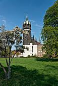 All Saints' Church in Lutherstadt Wittenberg, Saxony-Anhalt, Germany