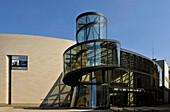 Deutsches Historisches Museum im Sonnenlicht, Ming-Pei-Anbau, Unter den Linden, Mitte, Berlin, Deutschland, Europa