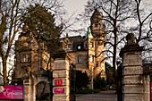 Liebieghaus Skulpturensammlung, Frankfurt am Main, Hesse, Germany, Europe