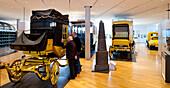 Museum for Communication, Frankfurt am Main, Hesse, Germany, Europe