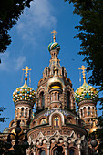 Church of the Savior on Spilled Blood (Church of the Resurrection), St. Petersburg, Russia