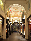 Mellin Passage, Alster Arcades, Hanseatic City of Hamburg, Germany