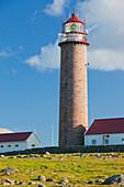Lighthouse hear Lista, Vest-Agder, Norway