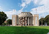 Rosa Luxemburg Square, People Theatre, Berlin Mitte, Berlin, Germany