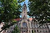 City Hall Charlottenburg, Richard Wagner Square, Bismarck Street, Charlottenburg, Berlin, Germany