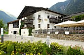 Andreas Hofer Museum, San Leonardo in Passier, Passiertal, Pfandler Alm, Südtirol, Trentino-Alto Adige, Italien