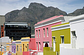 Bo-Kaap Malay Muslim District, Cape Town South Africa, Africa