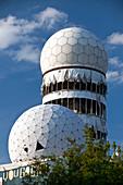Abandoned US National Security Agency listening post on Teufelsberg, Berlin, Germany, Europe